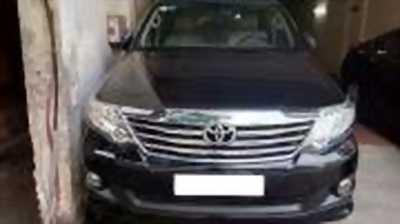 Bán xe ô tô Toyota Fortuner 2.7V 4x2 AT 2013 giá 730 Triệu