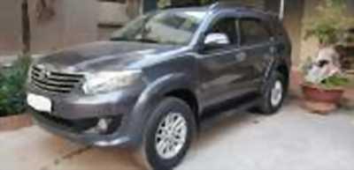 Bán xe ô tô Toyota Fortuner 2.7V 4x2 AT 2013 giá 738 Triệu