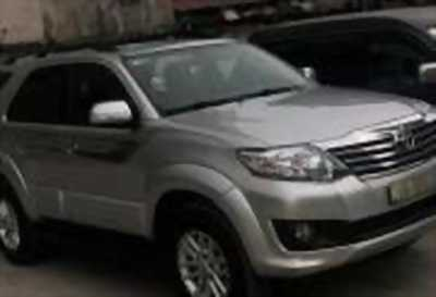 Bán xe ô tô Toyota Fortuner 2.7V 4x2 AT 2013 giá 746 Triệu