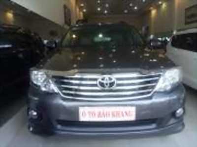 Bán xe ô tô Toyota Fortuner 2.7V 4x2 AT 2014 giá 770 Triệu
