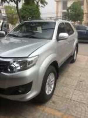 Bán xe ô tô Toyota Fortuner 2.7V 4x2 AT 2014 giá 775 Triệu