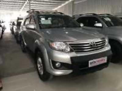 Bán xe ô tô Toyota Fortuner 2.7V 4x2 AT 2014 giá 780 Triệu