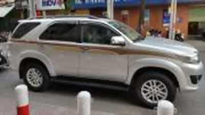 Bán xe ô tô Toyota Fortuner 2.7V 4x2 AT 2014 giá 830 Triệu
