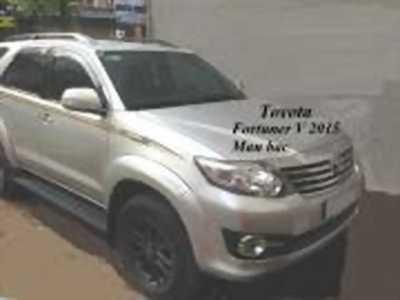 Bán xe ô tô Toyota Fortuner 2.7V 4x2 AT 2015 giá 795 Triệu
