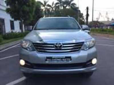 Bán xe ô tô Toyota Fortuner 2.7V 4x2 AT 2015 giá 800 Triệu