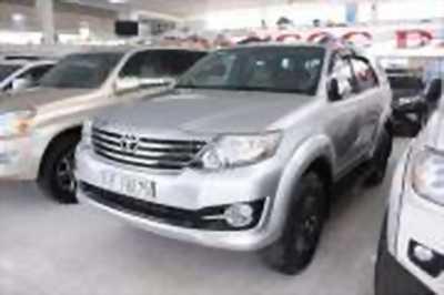 Bán xe ô tô Toyota Fortuner 2.7V 4x2 AT 2015 giá 840 Triệu