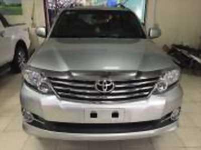 Bán xe ô tô Toyota Fortuner 2.7V 4x2 AT 2015 giá 850 Triệu