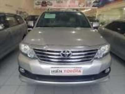 Bán xe ô tô Toyota Fortuner 2.7V 4x2 AT 2015 giá 860 Triệu