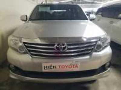 Bán xe ô tô Toyota Fortuner 2.7V 4x2 AT 2015 giá 870 Triệu