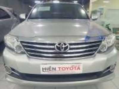 Bán xe ô tô Toyota Fortuner 2.7V 4x2 AT 2015 giá 880 Triệu