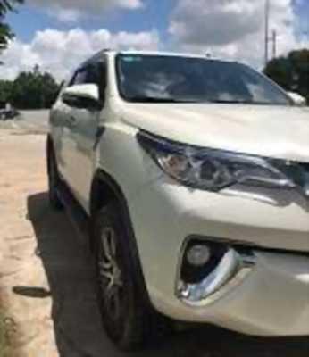 Bán xe ô tô Toyota Fortuner 2.7V 4x2 AT 2016 giá 1 Tỷ 89 Triệu