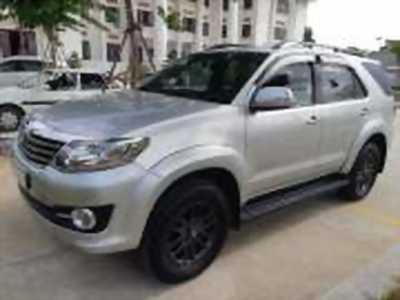 Bán xe ô tô Toyota Fortuner 2.7V 4X2 AT 2016 giá 830 Triệu