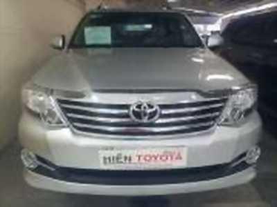 Bán xe ô tô Toyota Fortuner 2.7V 4X2 AT 2016 giá 900 Triệu