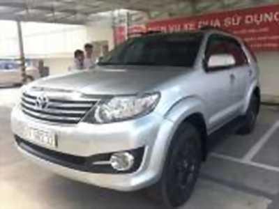 Bán xe ô tô Toyota Fortuner 2.7V 4X2 AT 2016 giá 915 Triệu