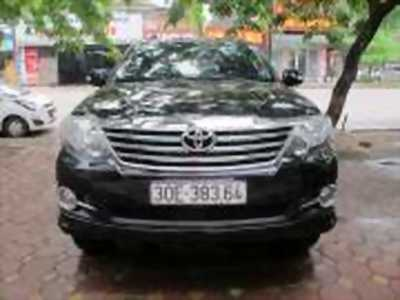 Bán xe ô tô Toyota Fortuner 2.7V 4X2 AT 2016 giá 920 Triệu