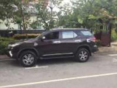 Bán xe ô tô Toyota Fortuner 2.7V 4x2 AT 2017
