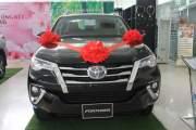 Bán xe ô tô Toyota Fortuner 2.7V 4x2 AT 2018