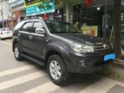 Bán xe ô tô Toyota Fortuner 2.7V 4x4 AT 2009 giá 495 Triệu