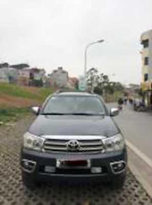 Bán xe ô tô Toyota Fortuner 2.7V 4x4 AT 2009 giá 520 Triệu