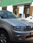 Bán xe ô tô Toyota Fortuner 2.7V 4x4 AT 2009 giá 538 Triệu