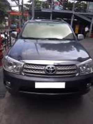 Bán xe ô tô Toyota Fortuner 2.7V 4x4 AT 2009 giá 550 Triệu