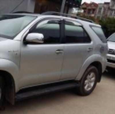 Bán xe ô tô Toyota Fortuner 2.7V 4x4 AT 2009 giá 558 Triệu