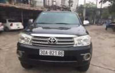 Bán xe ô tô Toyota Fortuner 2.7V 4x4 AT 2010 giá 548 Triệu đông anh