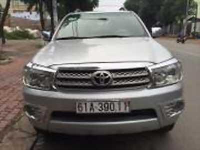 Bán xe ô tô Toyota Fortuner 2.7V 4x4 AT 2010 giá 550 Triệu