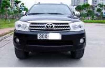 Bán xe ô tô Toyota Fortuner 2.7V 4x4 AT 2010 tại Hà Nội