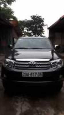 Bán xe ô tô Toyota Fortuner 2.7V 4x4 AT 2010 giá 570 Triệu