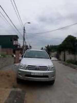 Bán xe ô tô Toyota Fortuner 2.7V 4x4 AT 2011 giá 558 Triệu