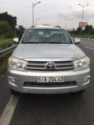 Bán xe ô tô Toyota Fortuner 2.7V 4x4 AT 2011 giá 560 Triệu quận bình tân