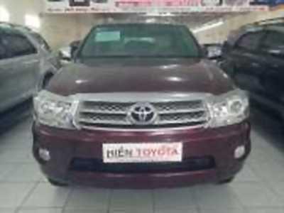 Bán xe ô tô Toyota Fortuner 2.7V 4x4 AT 2011 giá 620 Triệu