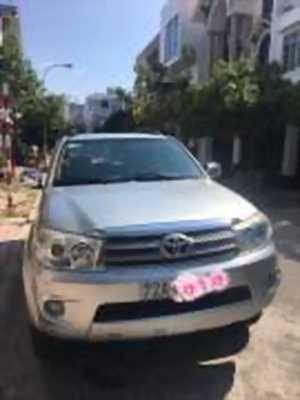 Bán xe ô tô Toyota Fortuner 2.7V 4x4 AT 2011 giá 630 Triệu