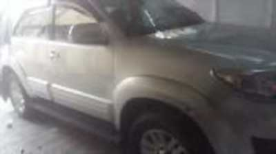 Bán xe ô tô Toyota Fortuner 2.7V 4x4 AT 2012 giá 650 Triệu