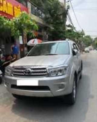 Bán xe ô tô Toyota Fortuner 2.7V 4x4 AT 2012 giá 650 Triệu quận bình tân