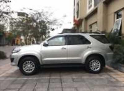 Bán xe ô tô Toyota Fortuner 2.7V 4x4 AT 2012 giá 720 Triệu