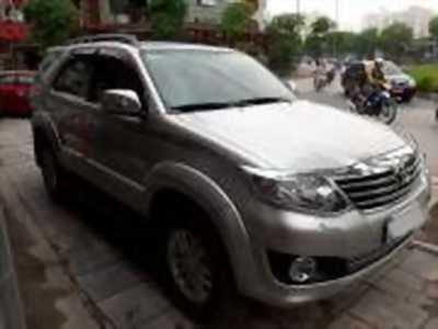 Bán xe ô tô Toyota Fortuner 2.7V 4x4 AT 2013 giá 740 Triệu