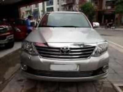 Bán xe ô tô Toyota Fortuner 2.7V 4x4 AT 2013 giá 745 Triệu