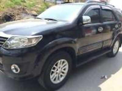 Bán xe ô tô Toyota Fortuner 2.7V 4x4 AT 2013 giá 752 Triệu