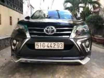 Bán xe ô tô Toyota Fortuner 2.7V 4x4 AT 2017 giá 1 Tỷ 360 Triệu quận bình tân