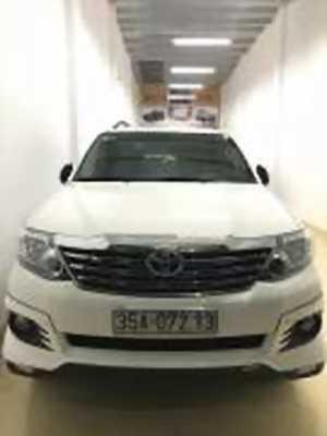 Bán xe ô tô Toyota Fortuner TRD Sportivo 4x2 AT 2016 giá 890 Triệu