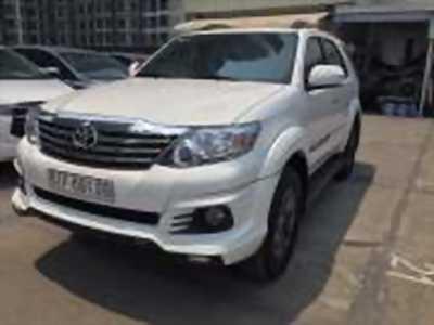 Bán xe ô tô Toyota Fortuner TRD Sportivo 4x2 AT 2016 giá 970 Triệu