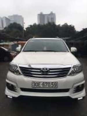 Bán xe ô tô Toyota Fortuner TRD Sportivo 4x2 AT 2016 tại Hà Nội