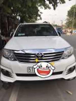 Bán xe ô tô Toyota Fortuner TRD Sportivo 4x2 AT 2016 giá 985 Triệu