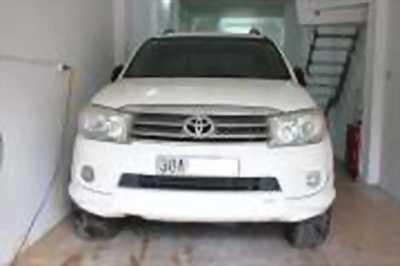 Bán xe ô tô Toyota Fortuner TRD Sportivo 4x4 AT 2011