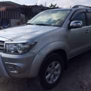 Bán xe ô tô Toyota Fortuner TRD Sportivo 4x4 AT 2011 giá 630 Triệu