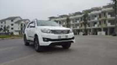 Bán xe ô tô Toyota Fortuner TRD Sportivo 4x4 AT 2014