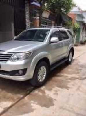 Bán xe ô tô Toyota Fortuner V 2014 giá 736 Triệu