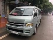 Bán xe ô tô Toyota Hiace 2.5 2007 giá 275 Triệu